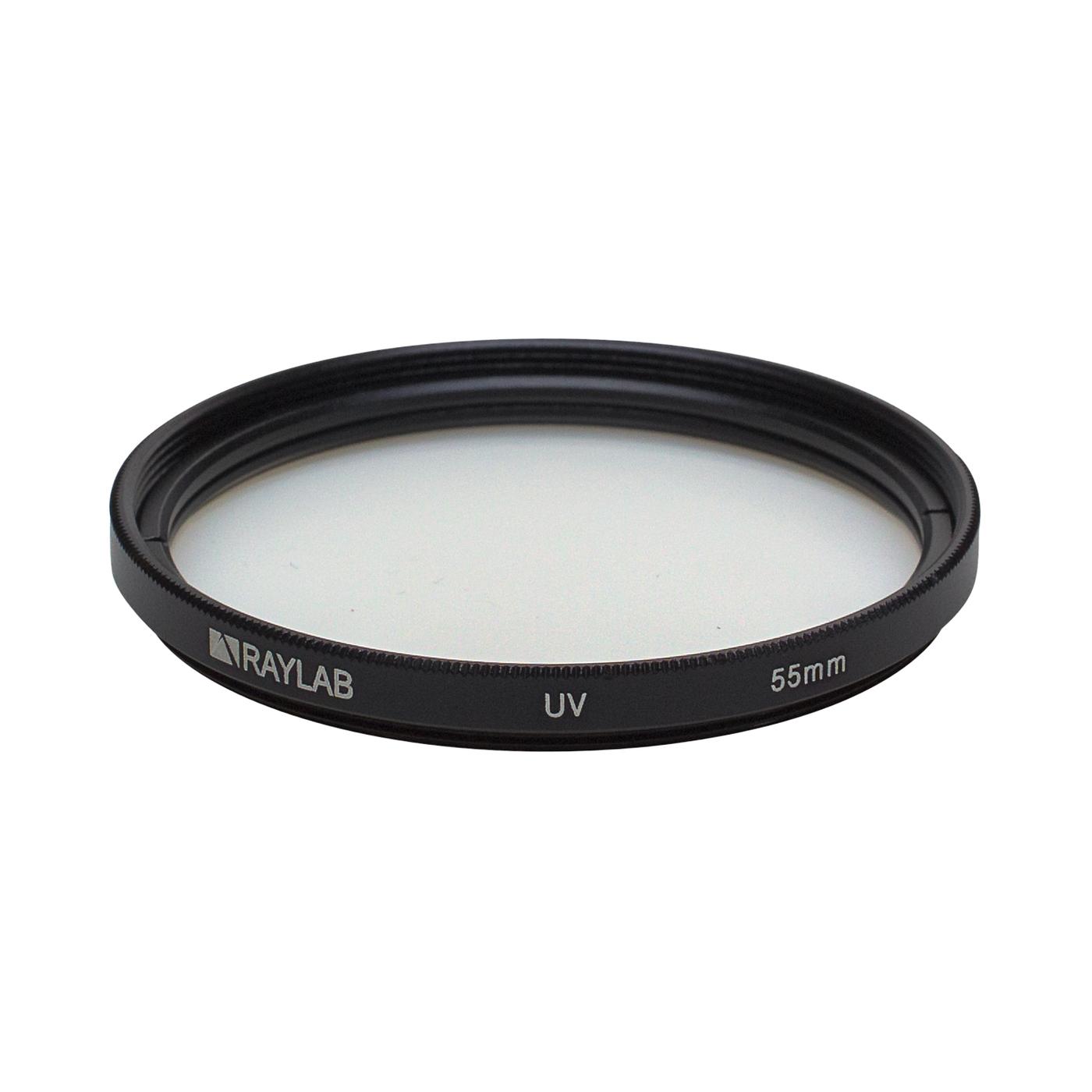 Фильтр защитный ультрафиолетовый RayLab UV 55mm