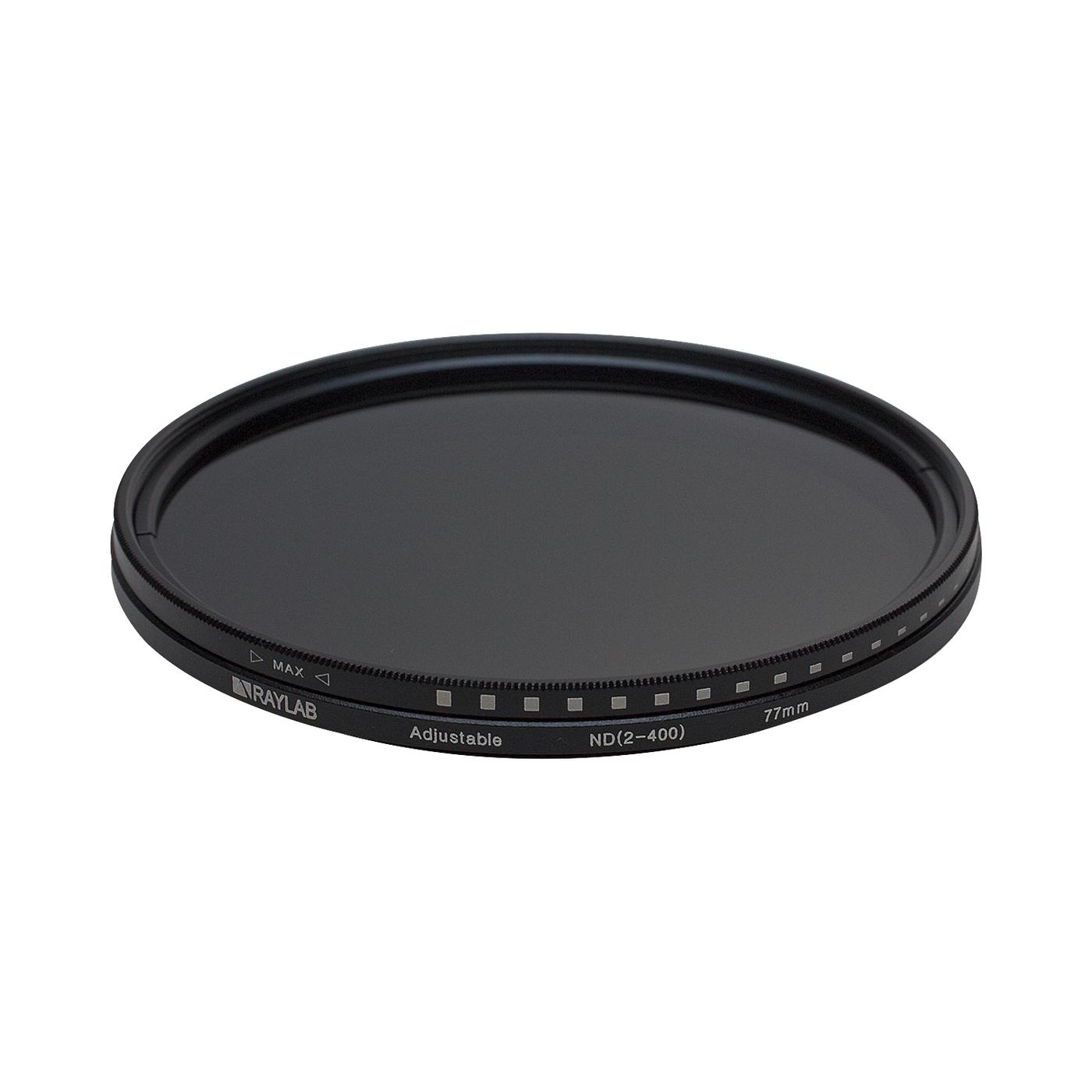 Фильтр нейтральный RayLab ND2-400 77mm