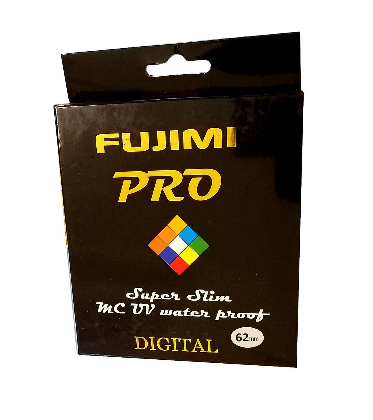 Светофильтр Fujimi Super slim MC-UV WP PRO 62мм