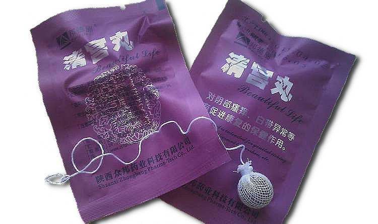 китайские тампоны для простатита