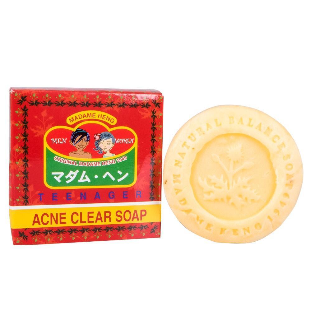 Madame Heng Мыло для лечения акне ACNE CLEAR SOAP