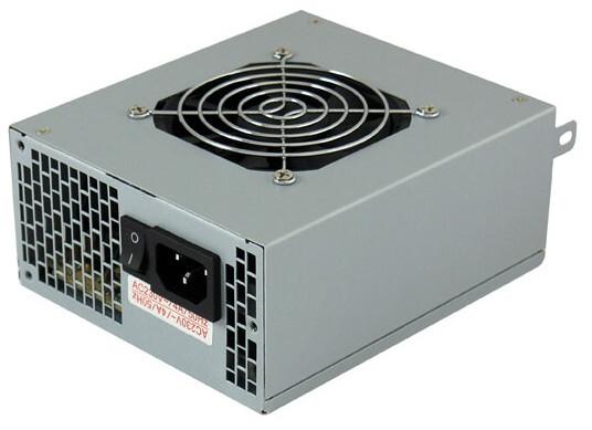 Блок питания LC-Power LC380M V2.2 - Micro ATX, 380 W, SFX, Micro ATX, 125 mm, 145 mm, 65 mm