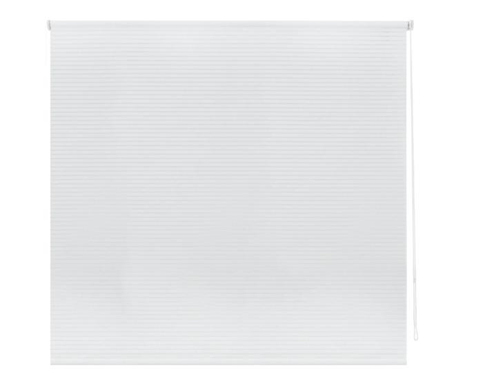 Штора рулонная, 80х160 см, цвет белый-20630