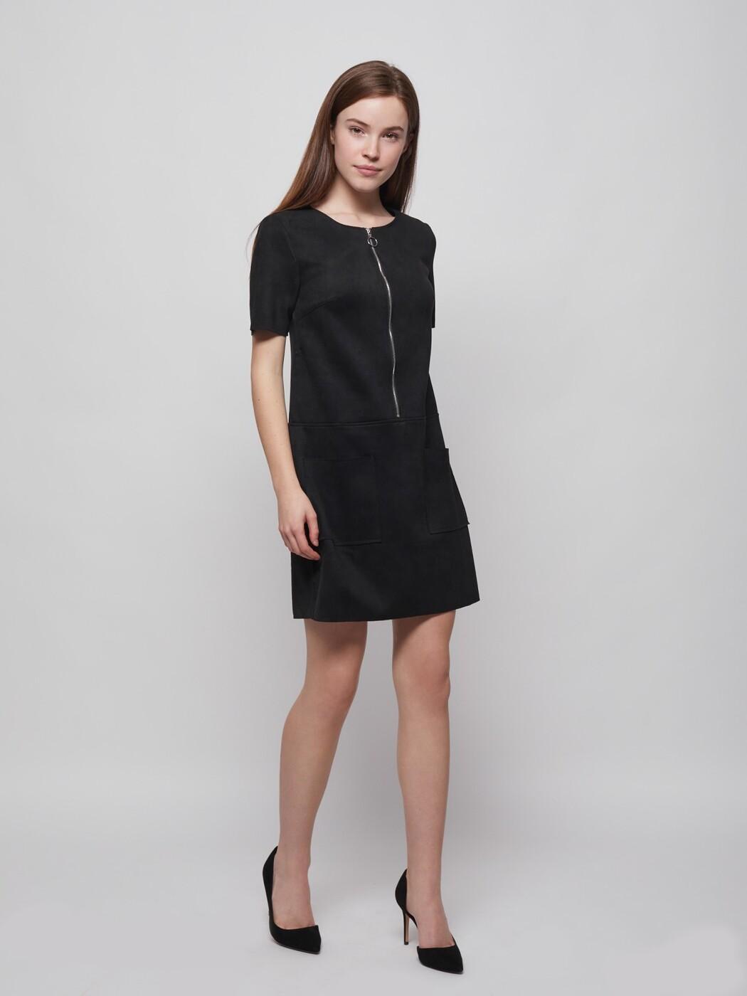 Zolla Черное Платье