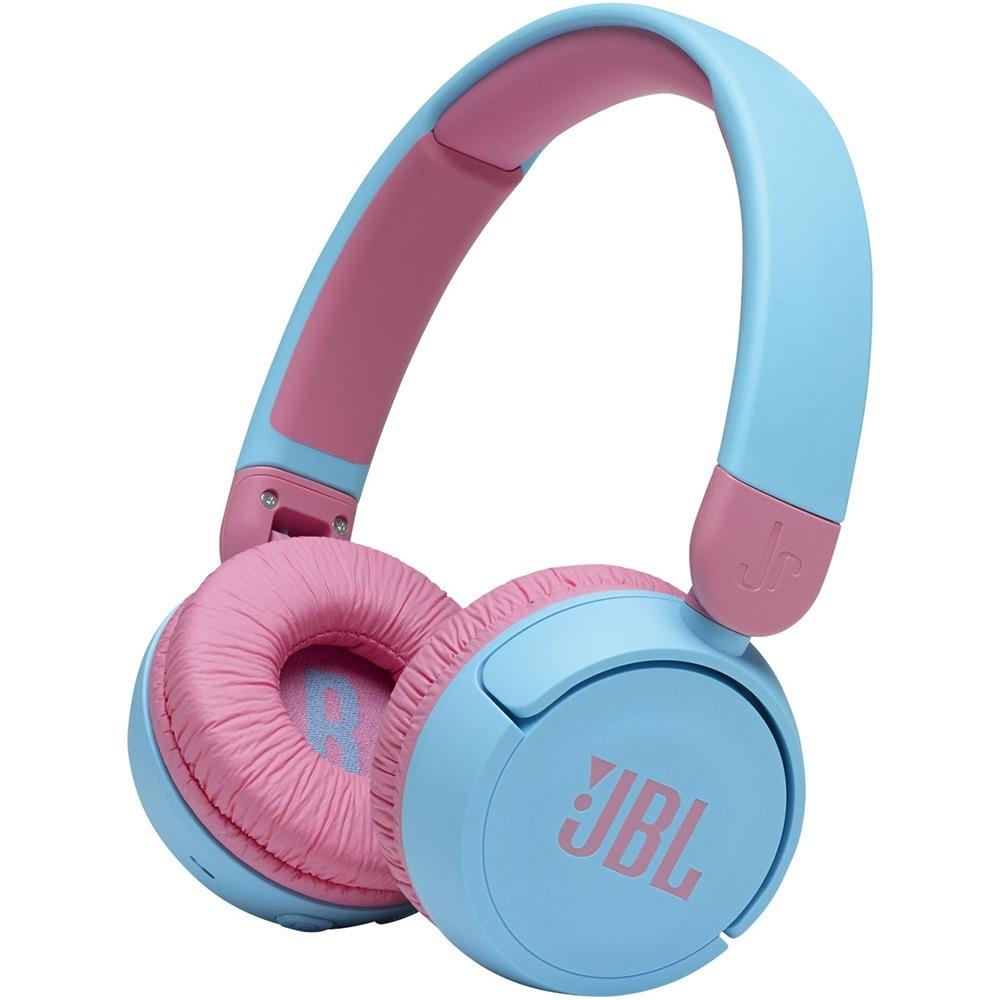 Наушники JBL JR310BT, голубой