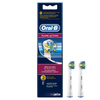 Сменные насадки для электрических зубных щеток Oral-B Floss Aсtion для глубокой чистки межзубных промежутков, 2 шт - изображение
