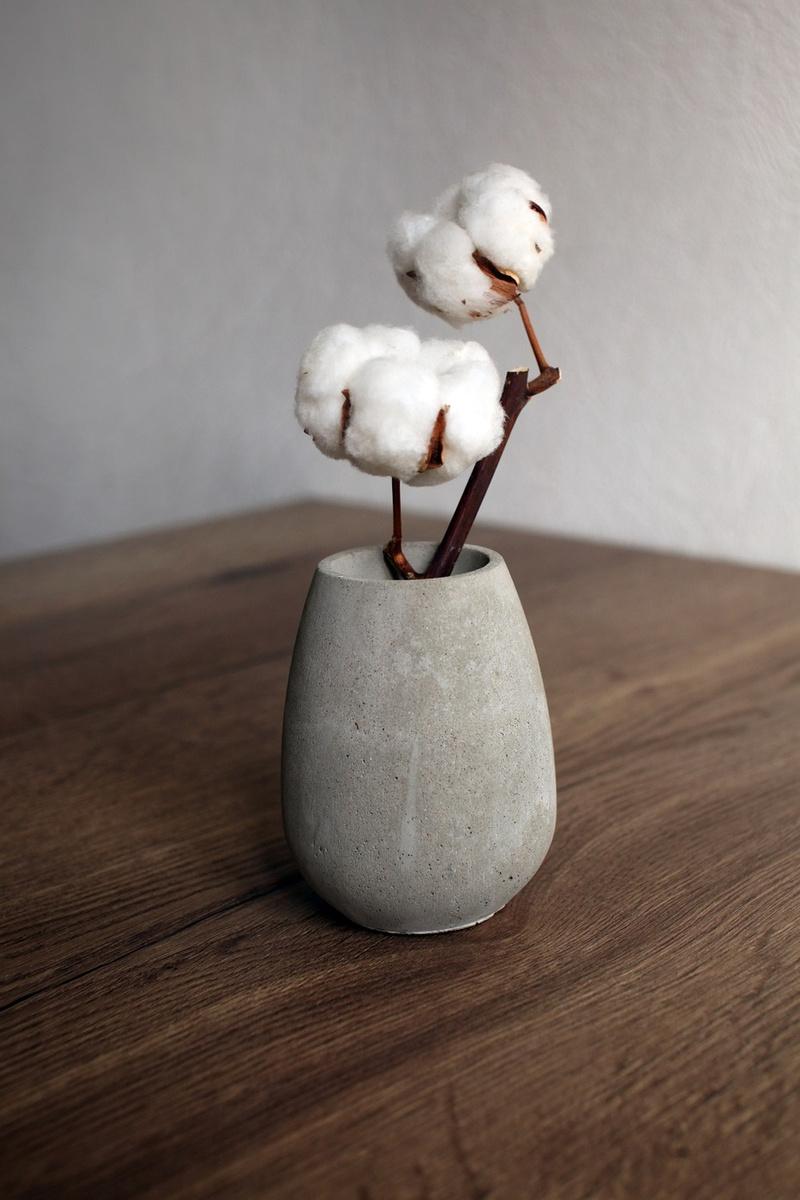Купить вазу из бетона укладка керамзитобетона цена за работу