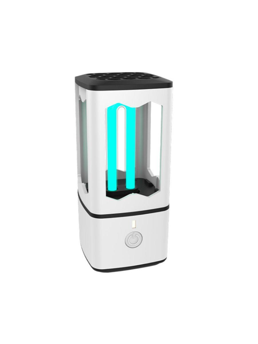Кварцевая УФ лампа UVbox бактерицидная, автономная для дома и офиса. Стерилизатор против микробов, бактерий #1