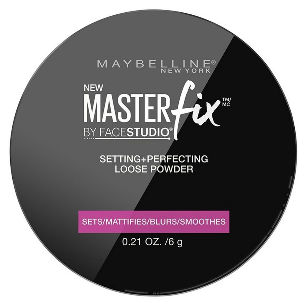 Maybelline New York Master Fix Пудра для лица, фиксирующая   #1