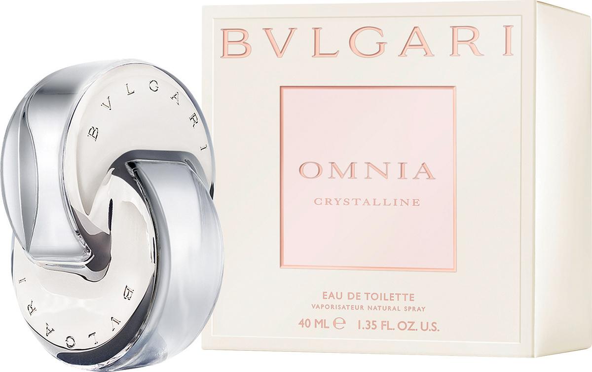 BVLGARI PERFUME Omnia Crystalline Туалетная вода 40 мл #1