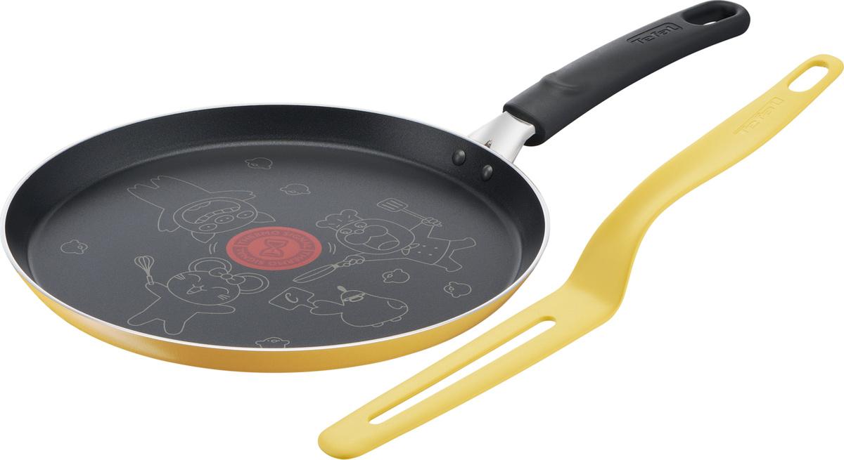 Сковорода для блинов Tefal Chefclub, 25 см #1