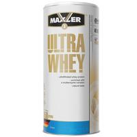 Протеин сывороточный Maxler Ultra Whey 450 гр. -  Ванильное мороженое. Лучшие предложения