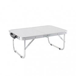 """Стол складной """"Кедр"""" влагозащищенный стальной 40x60x26 см - TABS-07 - белый. Хиты продаж"""