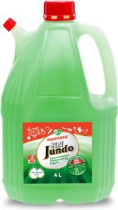 Гель для мытья посуды и детских принадлежностей Jundo «Green tea with mint», ЭКО, с гиалуроновой кислотой, концентрированный, 4 л. Вместе дешевле!