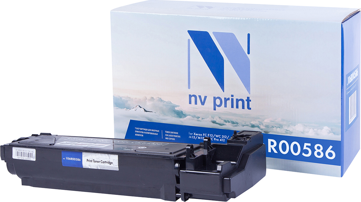 цена на Картридж NV Print для Workcentr M15 / 15I / 312, NV-106R00586