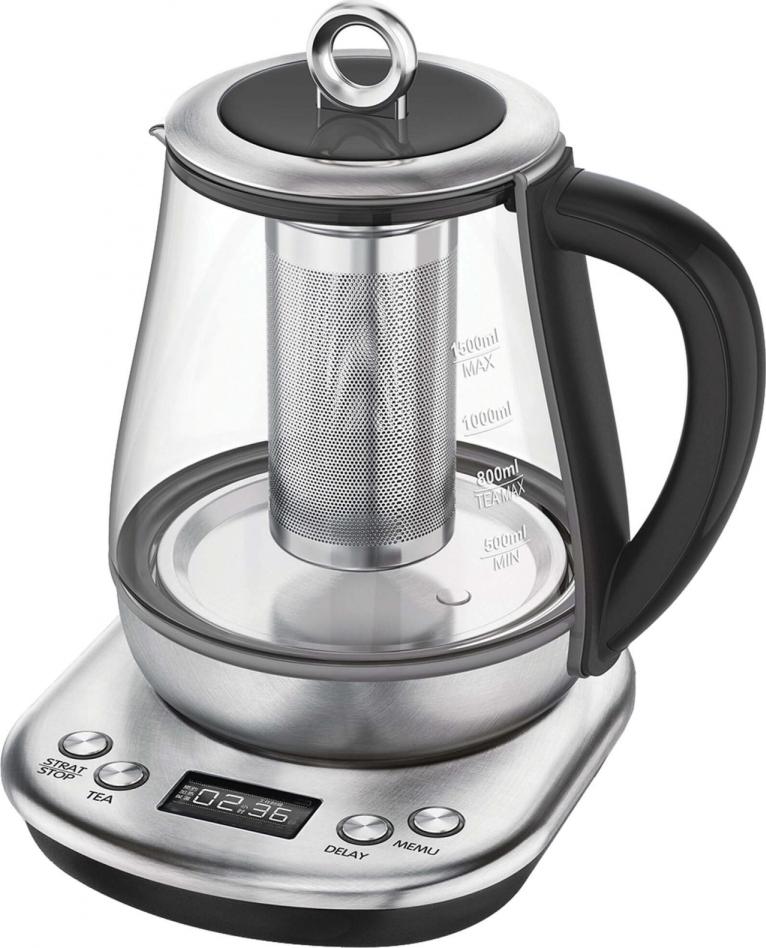 Чайник электрический GEMLUX GL-TK1597 чайник электрический gemlux gl ek622ss 1 5 л