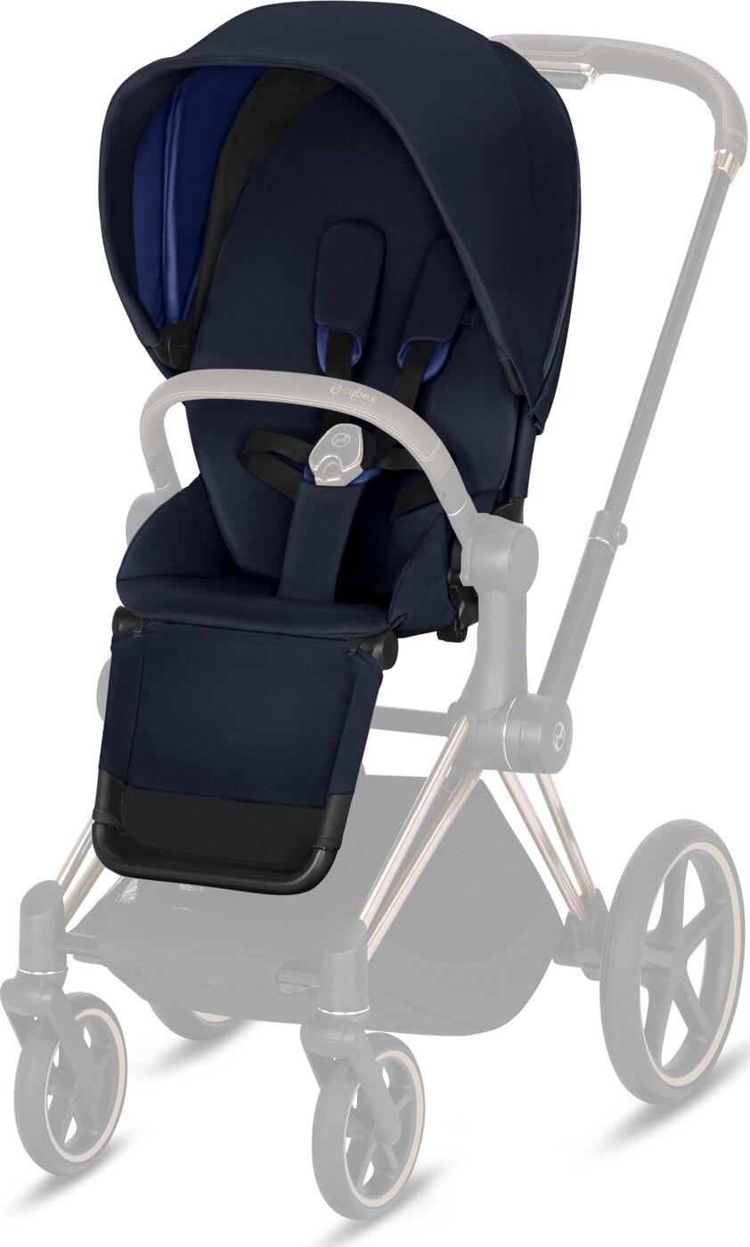 Cybex набор чехлов для коляски Priam III (Indigo Blue)