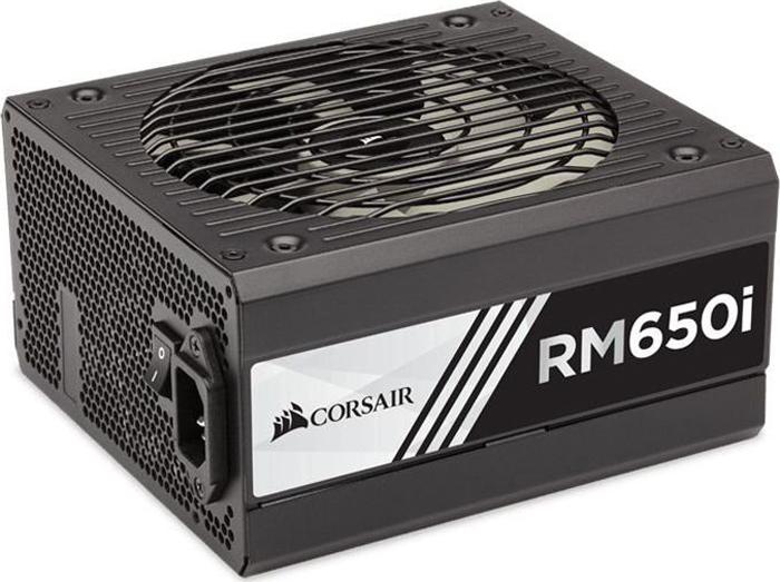 Блок питания Corsair RM650i 650W блок питания xilence performance x 650w xp650r9