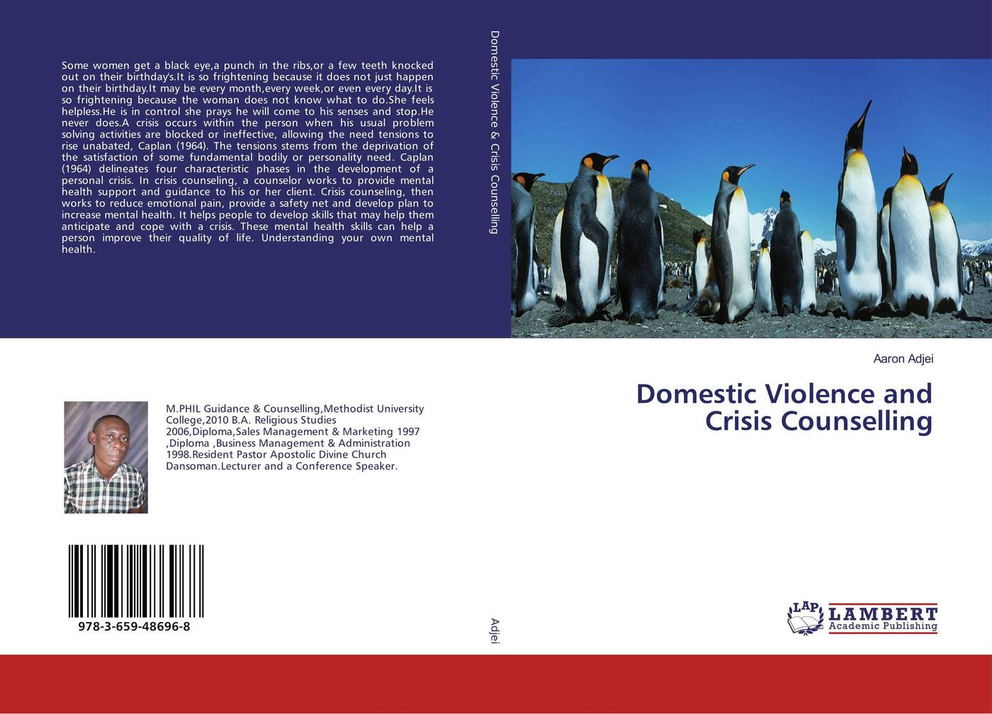 Aaron Adjei Domestic Violence and Crisis Counselling walker carl work and the mental health crisis in britain