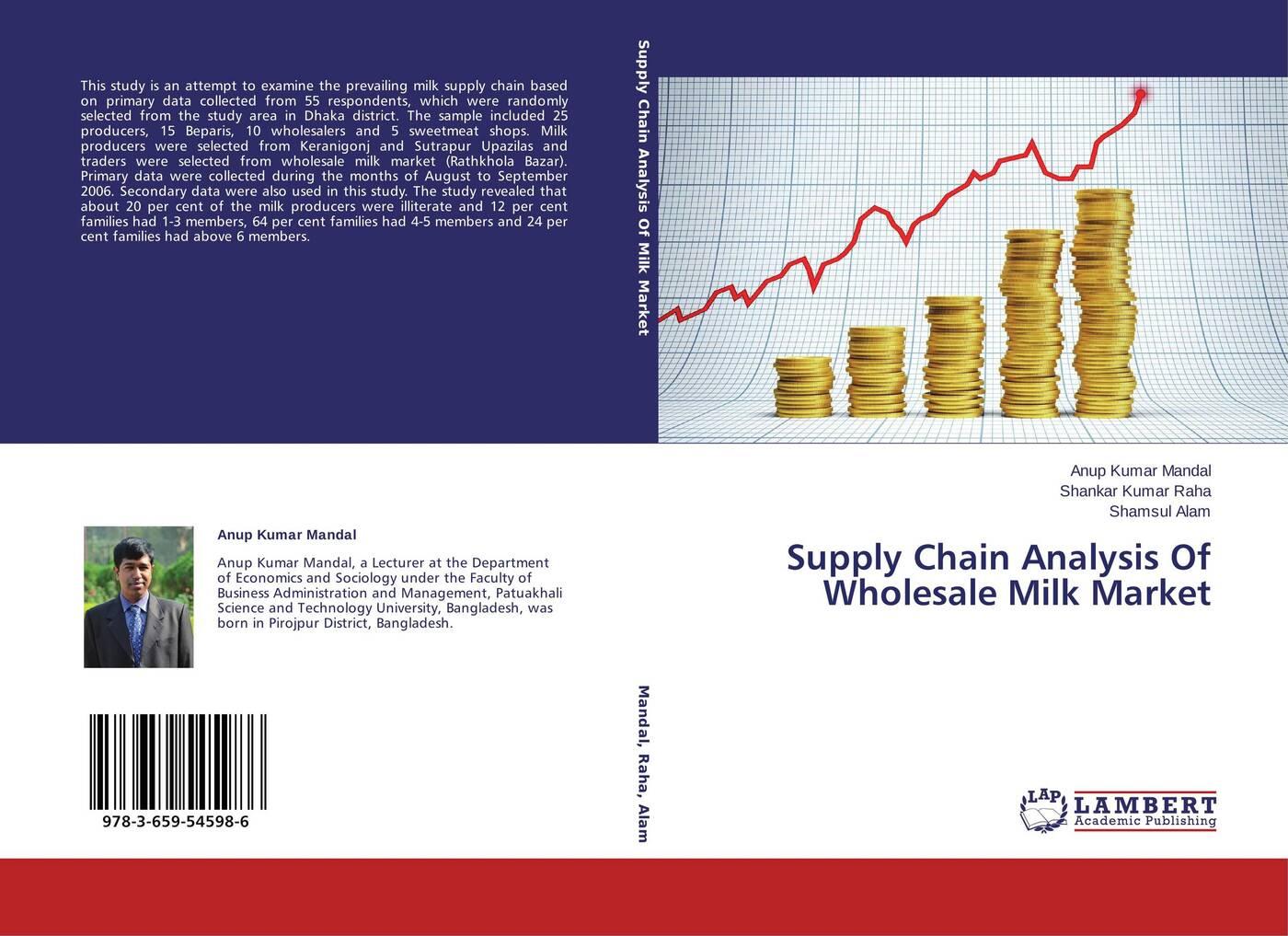 Anup Kumar Mandal,Shankar Kumar Raha and Shamsul Alam Supply Chain Analysis Of Wholesale Milk Market p dey and sanjay kumar mandal spintronics for beginners