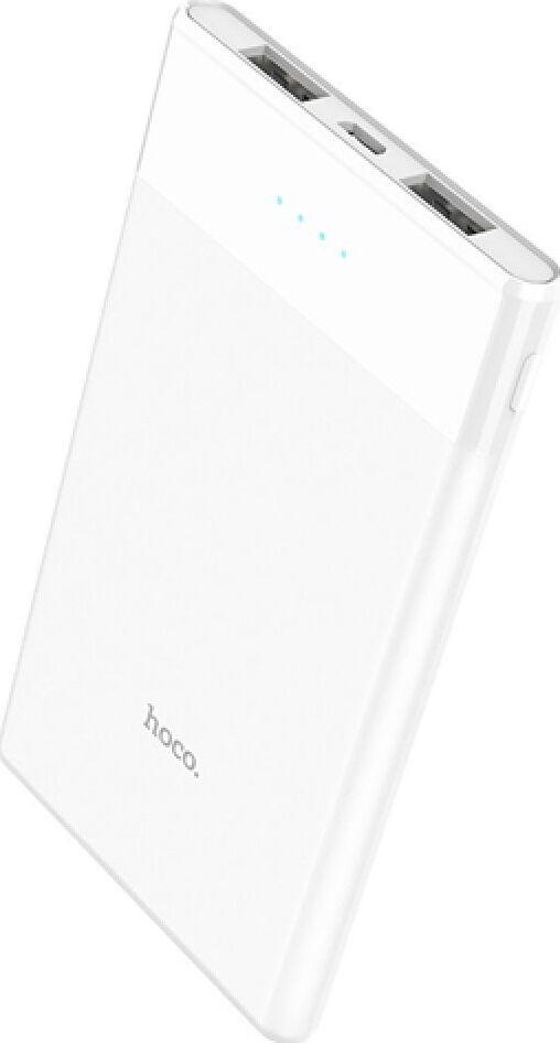 Внешний аккумулятор Hoco Power Bank B35D Entourage mobile белый