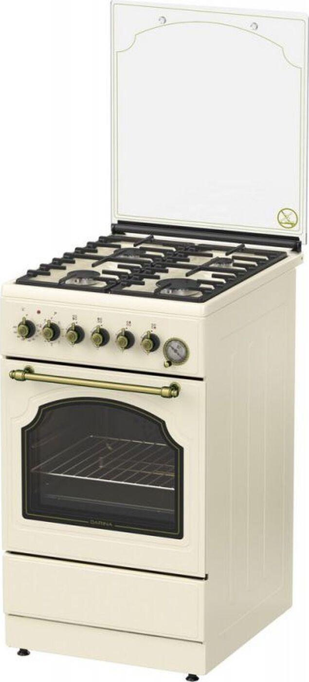 Кухонная плита Darina 1F8 2312 Bg, бежевый