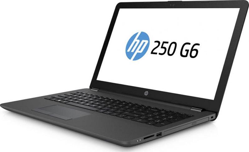 15.6 Ноутбук HP 250 G6 1WY61EA, черный ноутбук hp 6720s