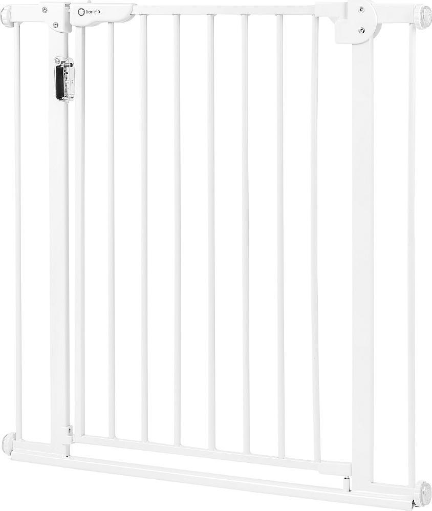 Ворота безопасности Lionelo LO-TRUUS White Led от 75-105 см