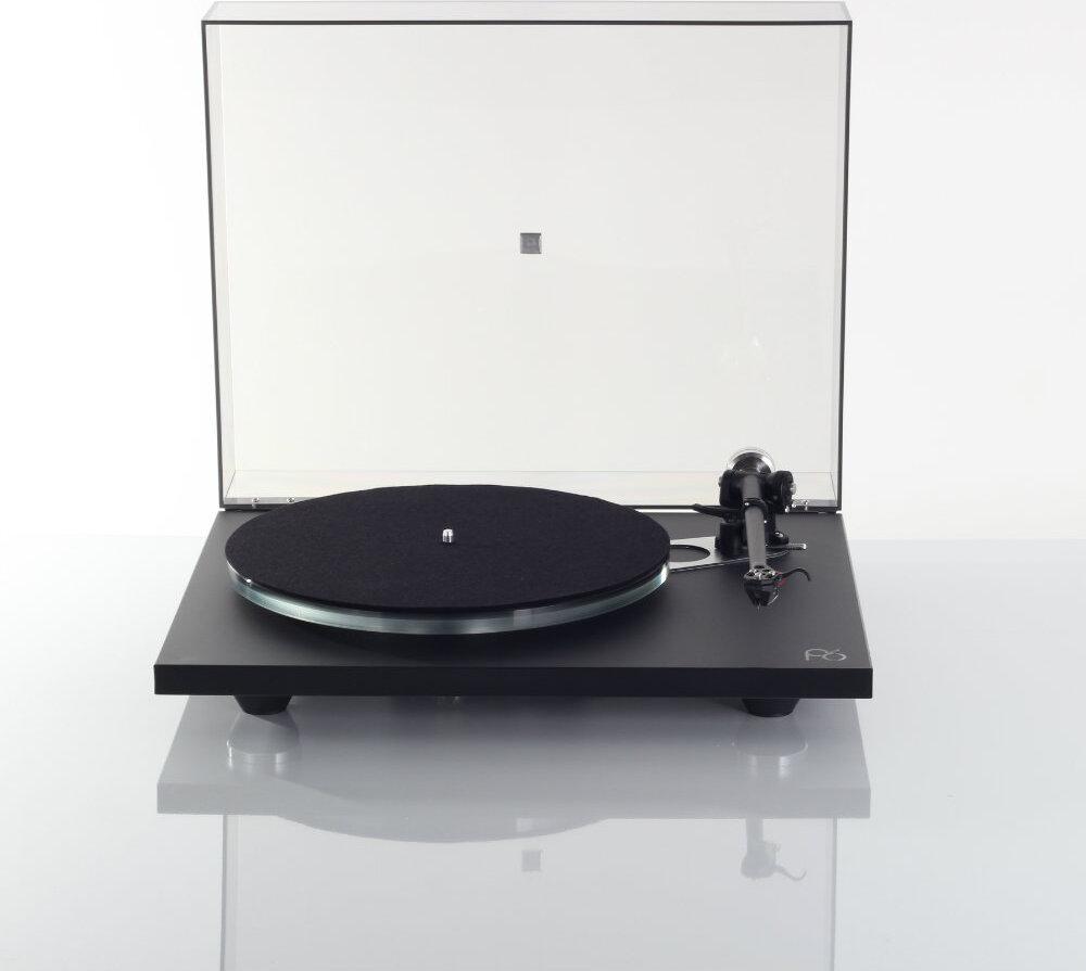REGA PLANAR 6 BLACK Проигрыватель виниловых пластинок