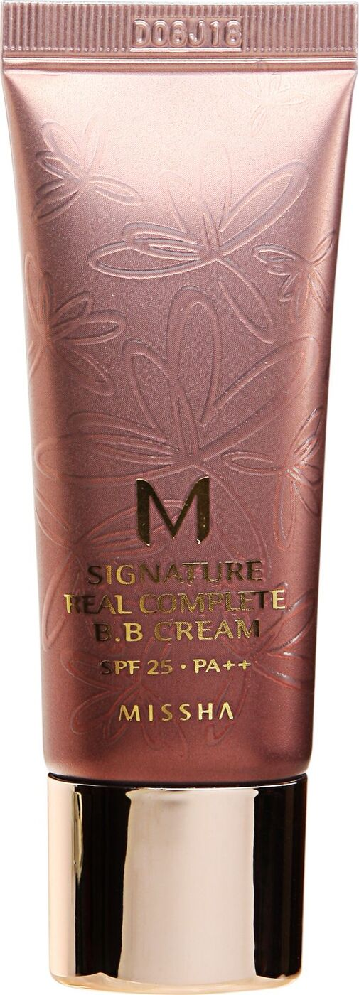 Тональный крем Missha M Signature Real Complete BB Cream SPF25/PA++, 20 мл