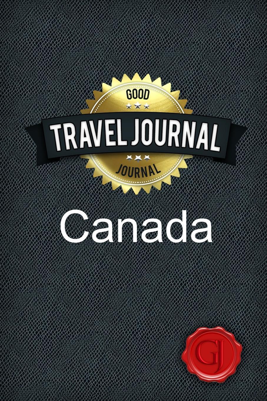 Travel Journal Canada. Good Journal