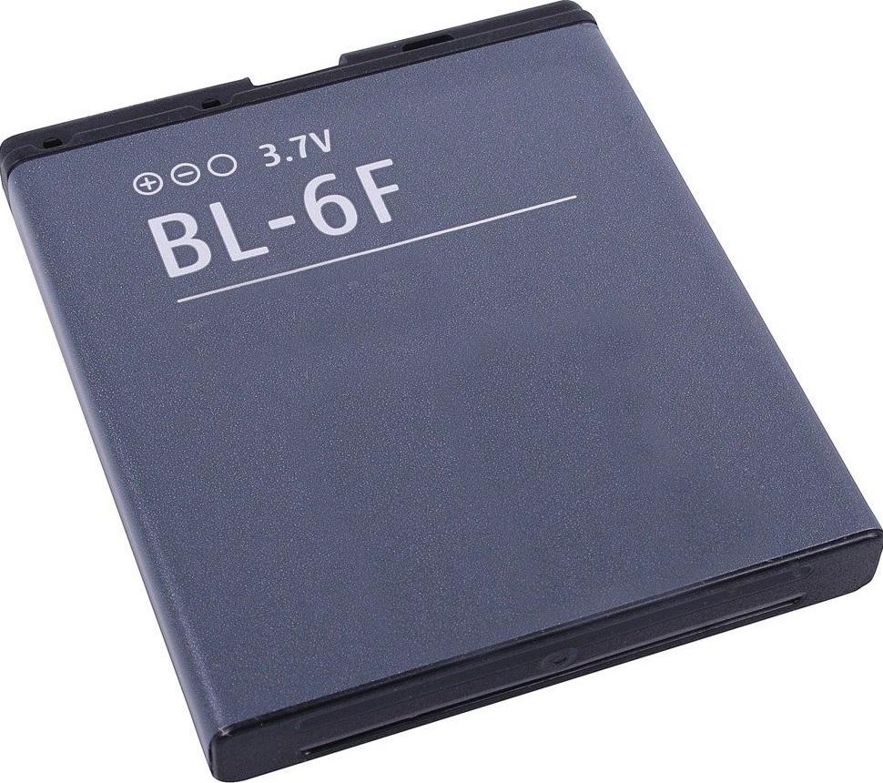 Аккумулятор BL-6F для Nokia N93, N95 8G , E65, 6290, N78, N79