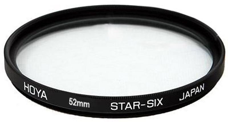 Светофильтр HOYA STAR-SIX 52