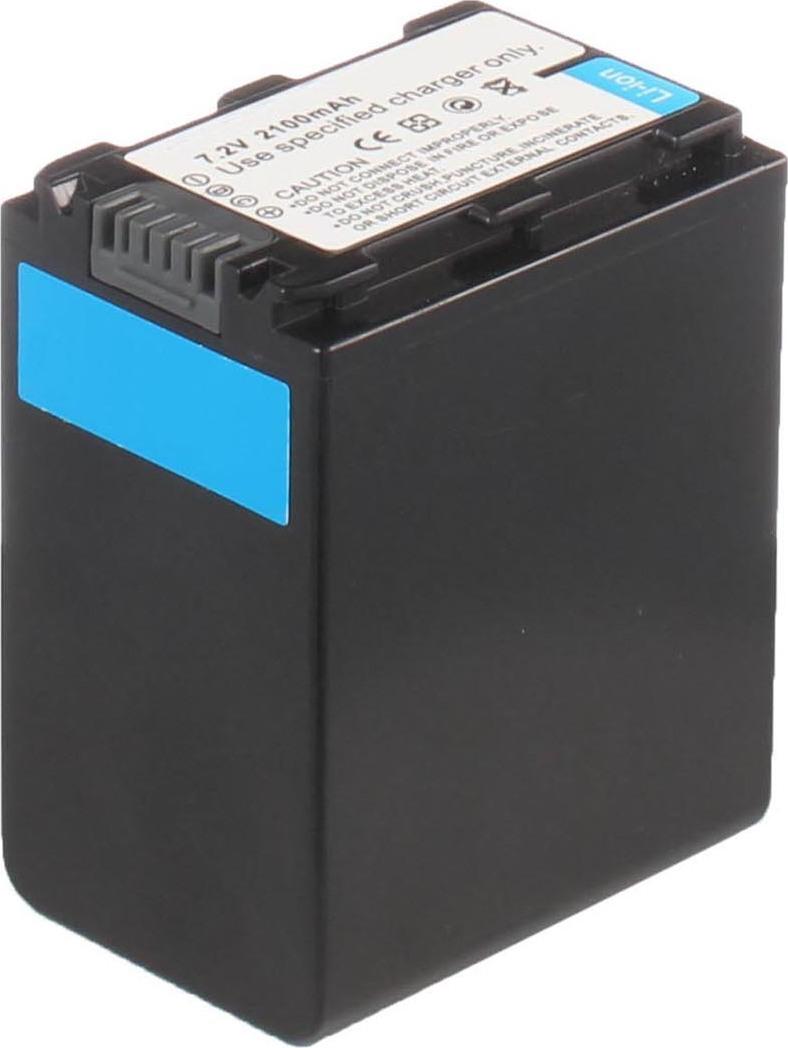 Аккумуляторная батарея iBatt iB-T6-F324 3300mAh для камер Sony HDR-SR5, DCR-HC51E, HDR-CX500E, HDR-SR8E, DCR-DVD106, DCR-HC47E, HDR-HC5, HDR-UX3E, HDR-XR200E, DCR-DVD306E, DCR-SR52E, HDR-CX520E, HDR-CX7, DCR-DVD910, DCR-HC28, DCR-HC38, HDR-CX105E,