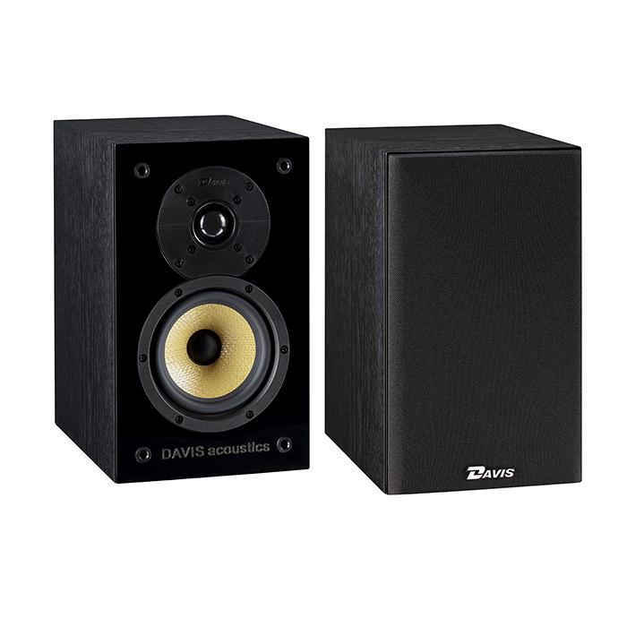 Полочная акустика Davis Acoustics Balthus 30 black ash