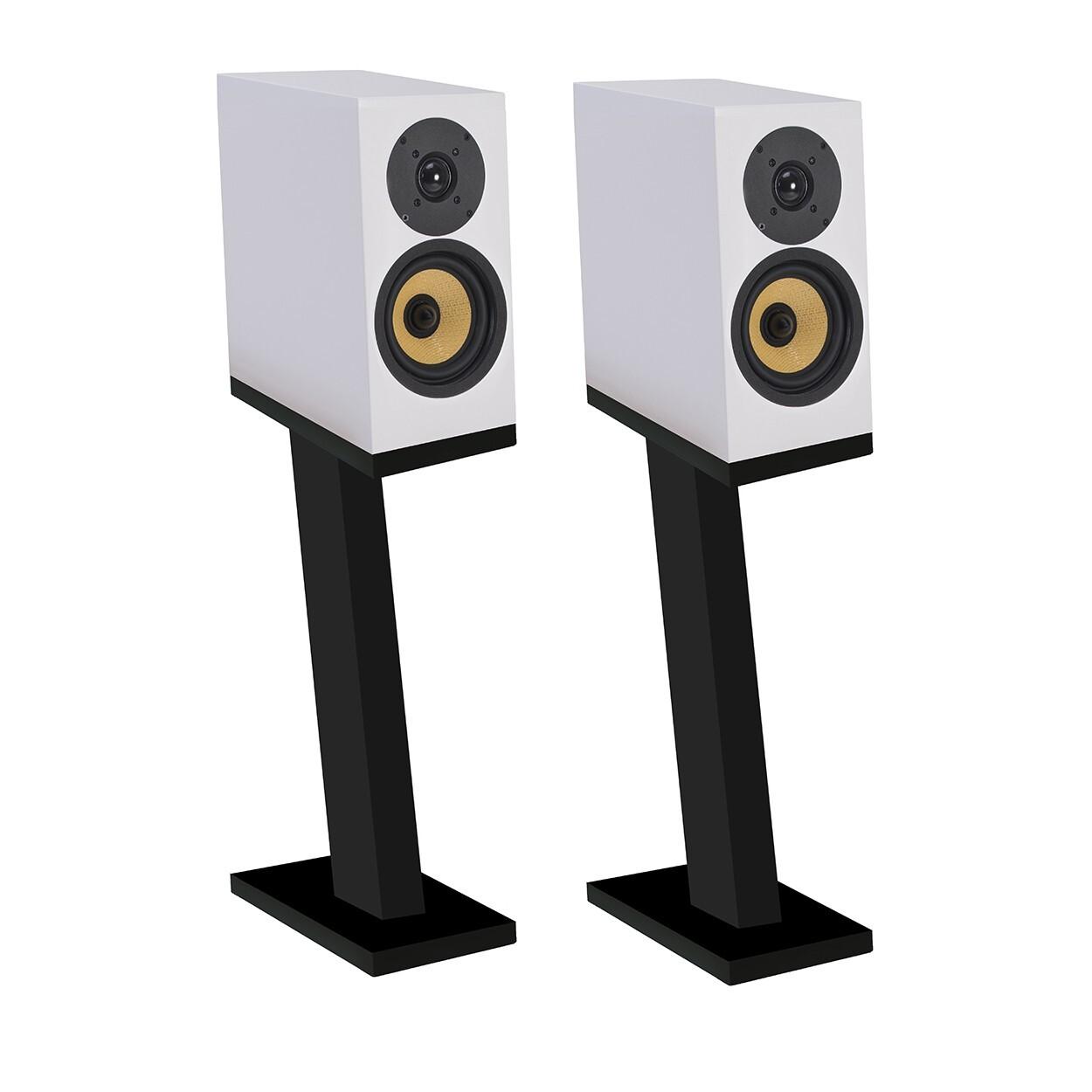 Полочная акустика Davis Acoustics Courbet №3 white matt