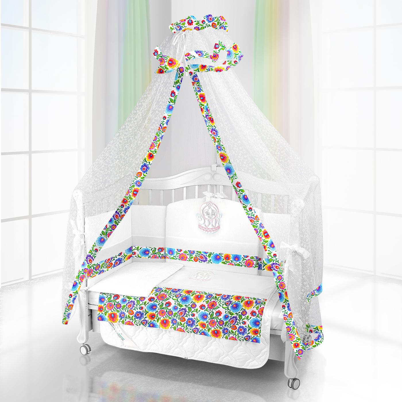 Комплект постельного белья Beatrice Bambini Unico Bambola (125х65) - Unico Bambola