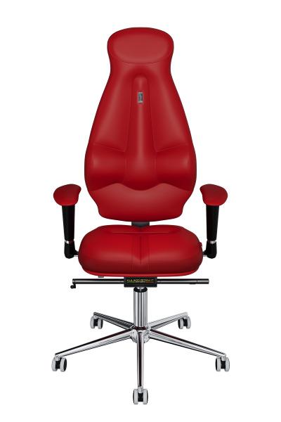 Эргономичное Кресло KULIK SYSTEM GALAXY Красный