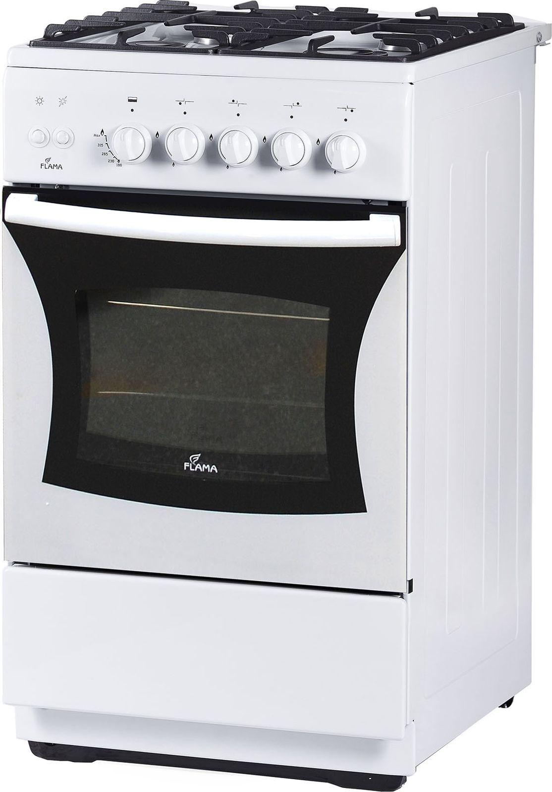 Кухонная плита Flama FG 24230 W, белый