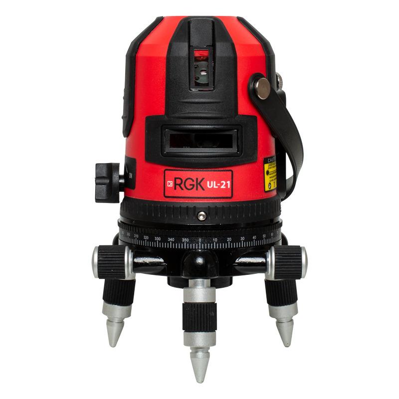 Лазерный построитель плоскостей RGK UL-21 4610011870682