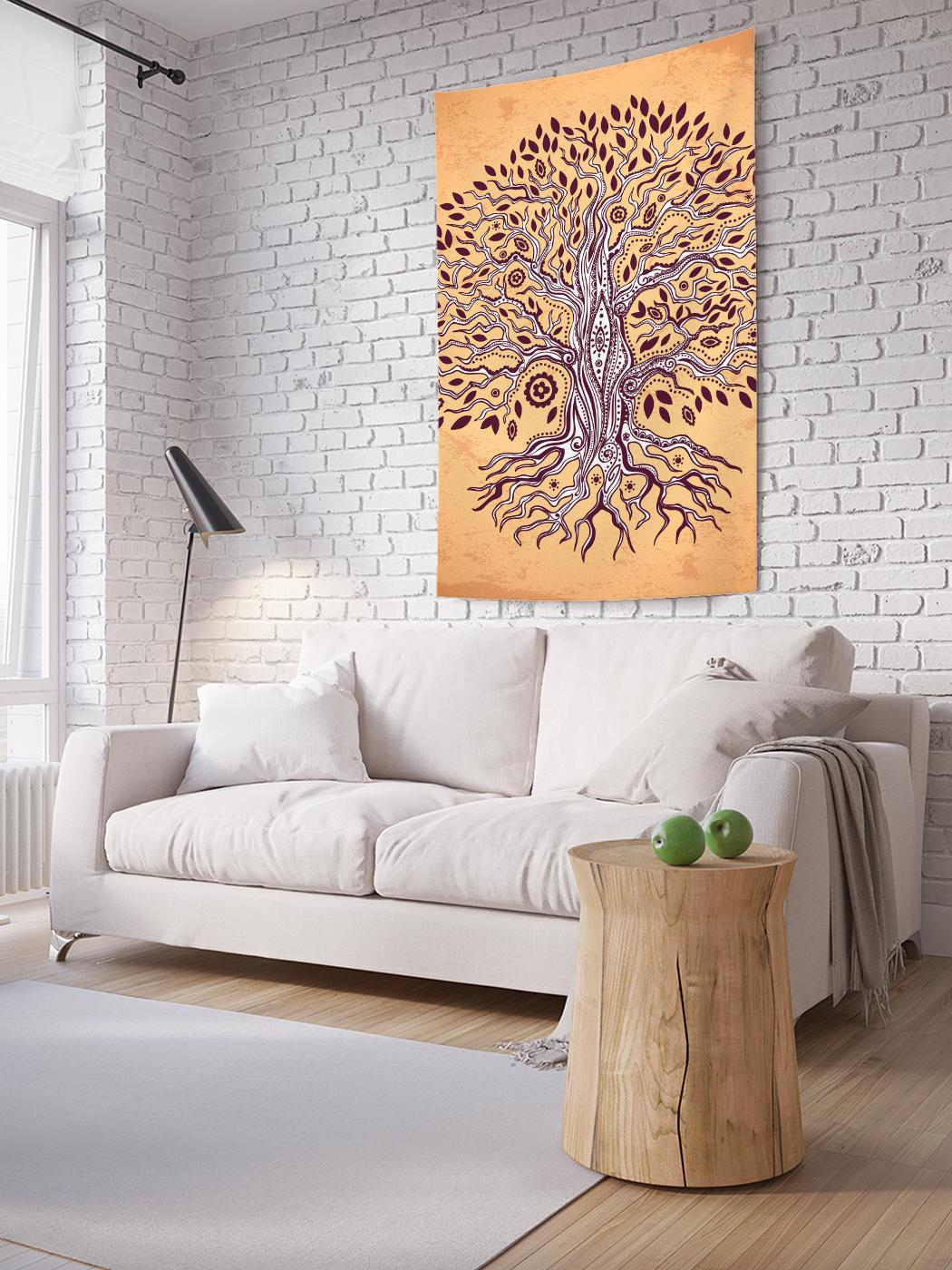 Постер дерево на стену
