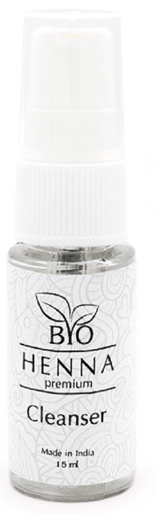 Bio henna premium Обезжириватель для бровей