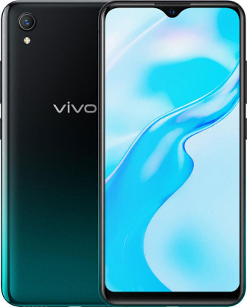 смартфон vivo y1s  2/32gb, синий