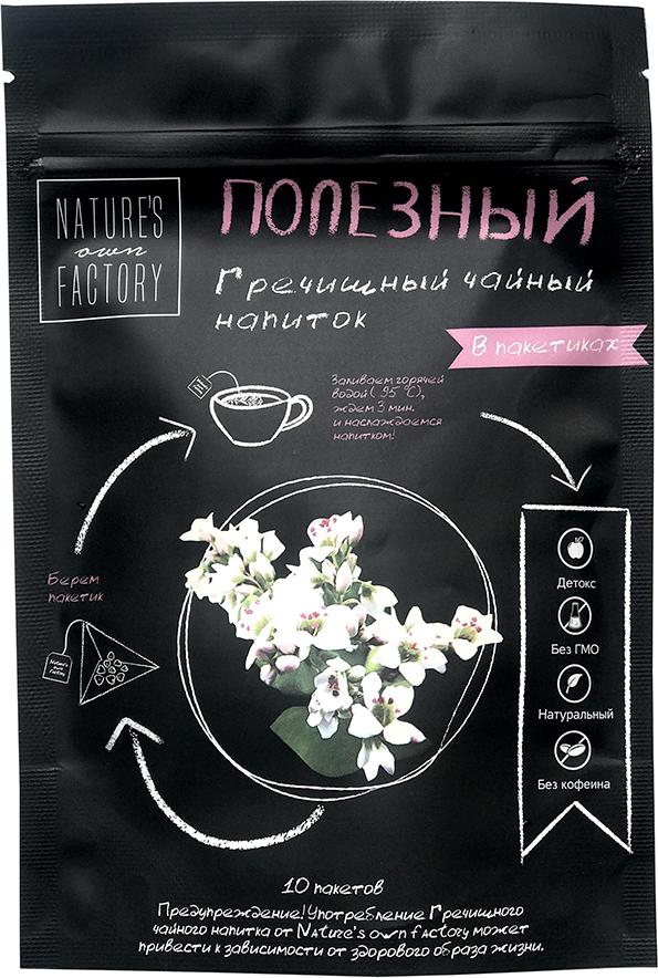 Гречишный чайный напиток Nature