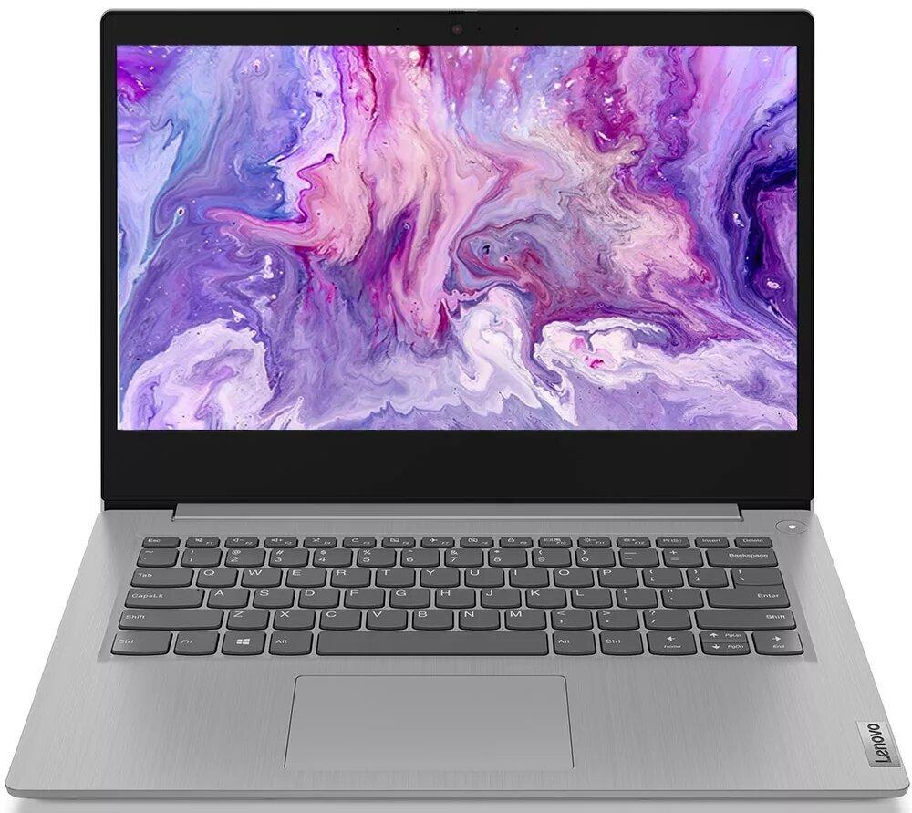 "14"" ноутбук lenovo thinkbook 15 g2 are, intel core i3-1115g4 (3.0 ггц), ram 8 гб, intel uhd graphics, без системы, (82h7004nrk)"