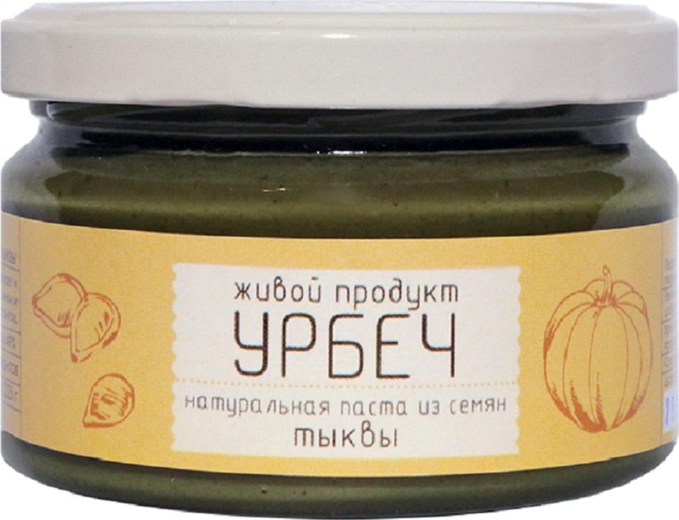 Урбеч Живой Продукт из семян тыквы, паста, 225 г #1