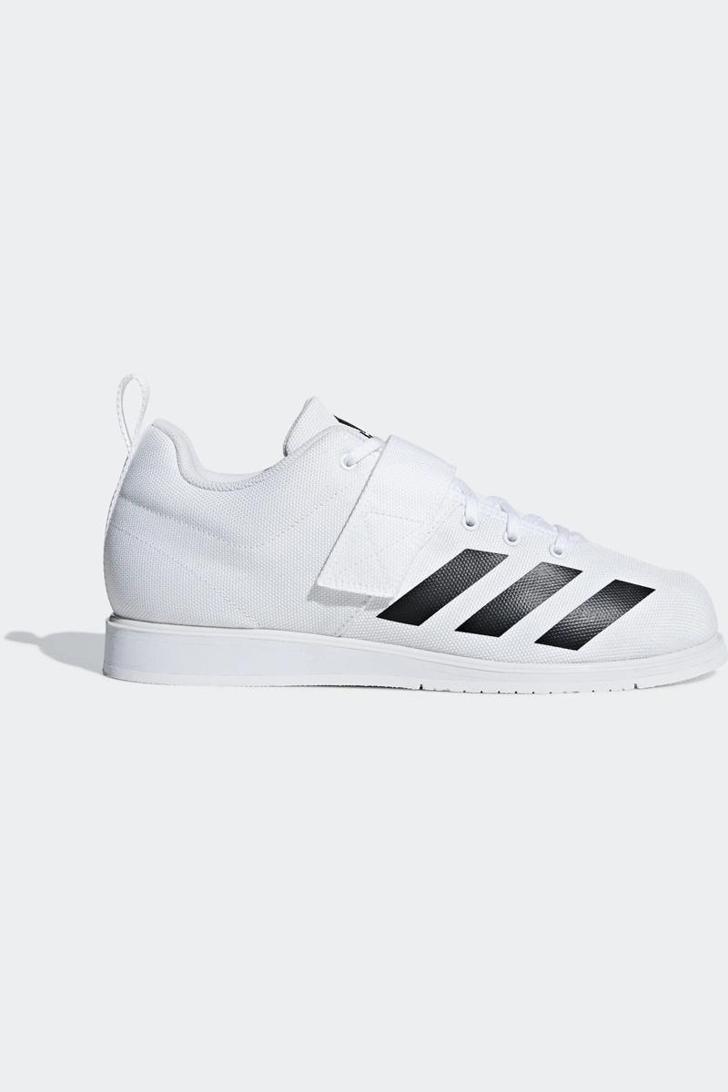 Штангетки мужские adidas Powerlift 4, цвет: белый. BC0347. Размер 10,5 (44)  #1