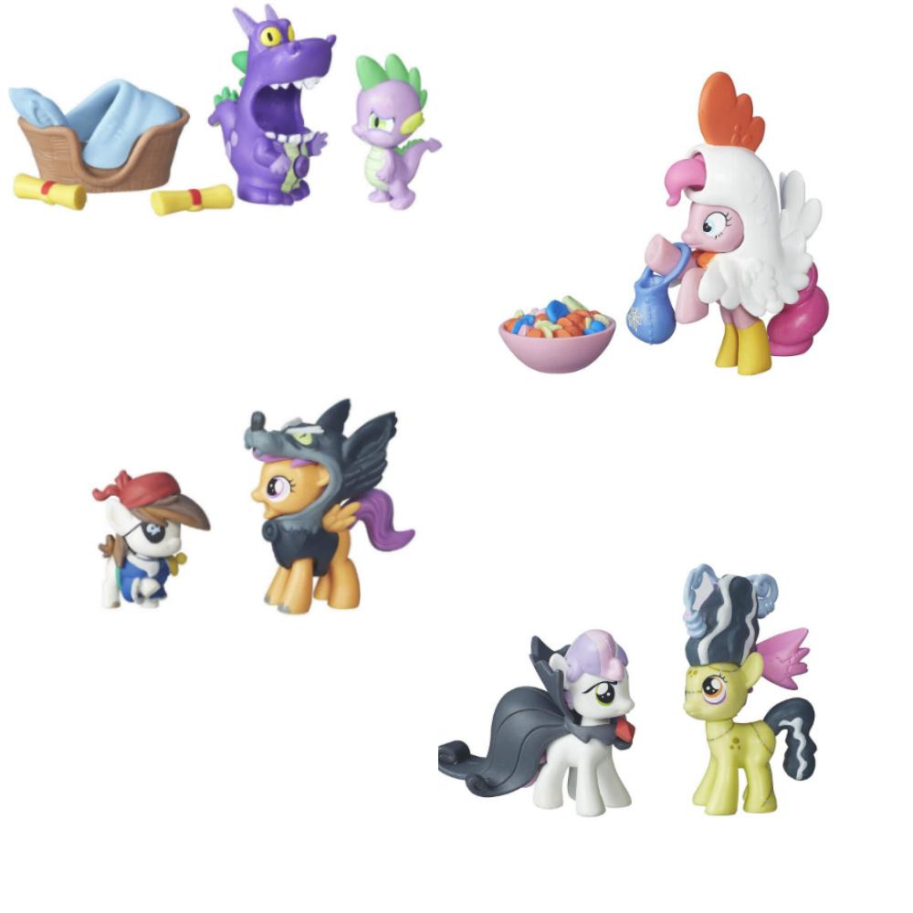 "My Little Pony ""Фигурка пони с аксессуарами"" 4 набора ..."