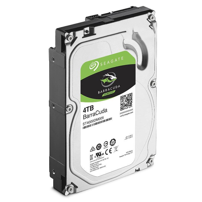 4 ТБ Внутренний жесткий диск Seagate BarraCuda (ST4000DM004) #1