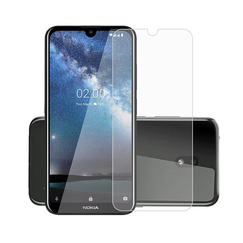 Защитное противоударное стекло MyPads на Nokia 7.2/ Nokia 6.2 с олеофобным покрытием (только на плоскую #1